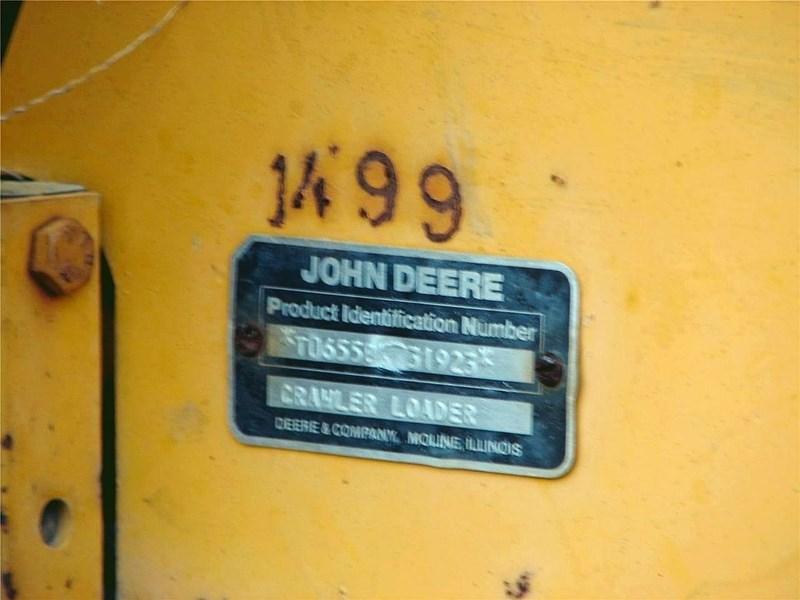 1986 John Deere 655B Image 16