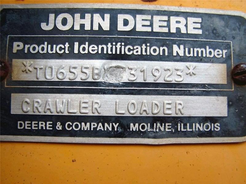 1986 John Deere 655B Image 21