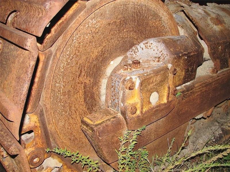 1986 Komatsu D66S-1 Image 8