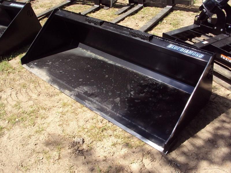 Blue Diamond Quick Attach Bucket Image 4