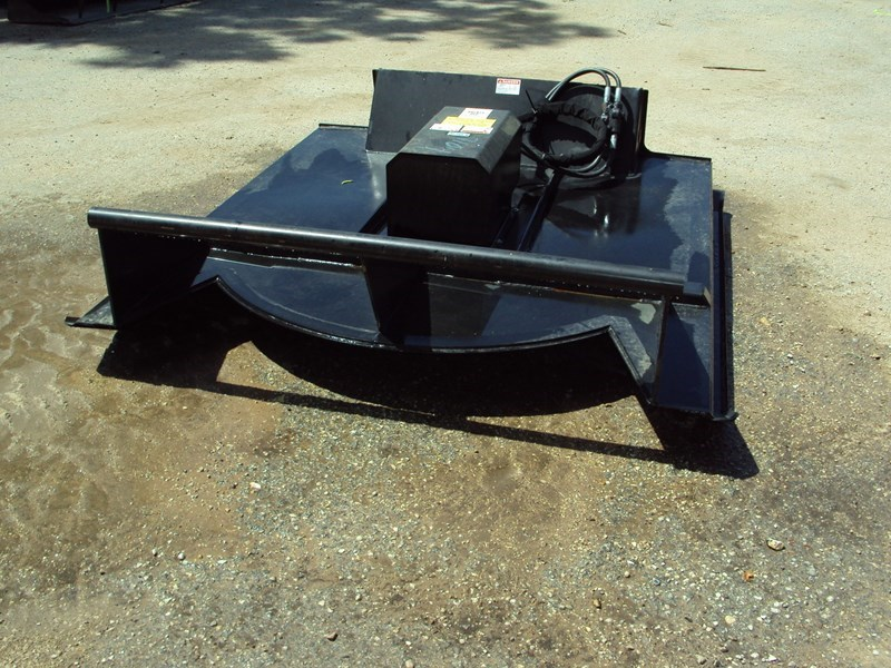 Other SKid Steer Hyd Brush Cutter Image 1