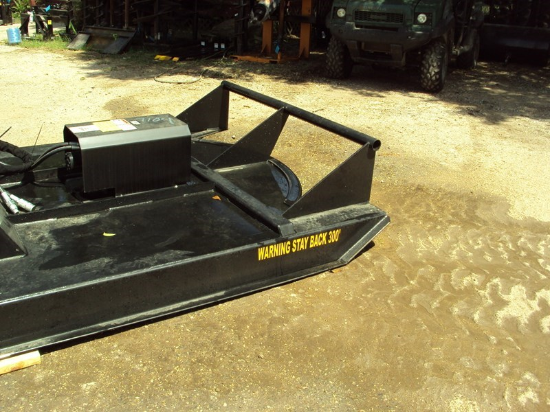 Other SKid Steer Hyd Brush Cutter Image 2