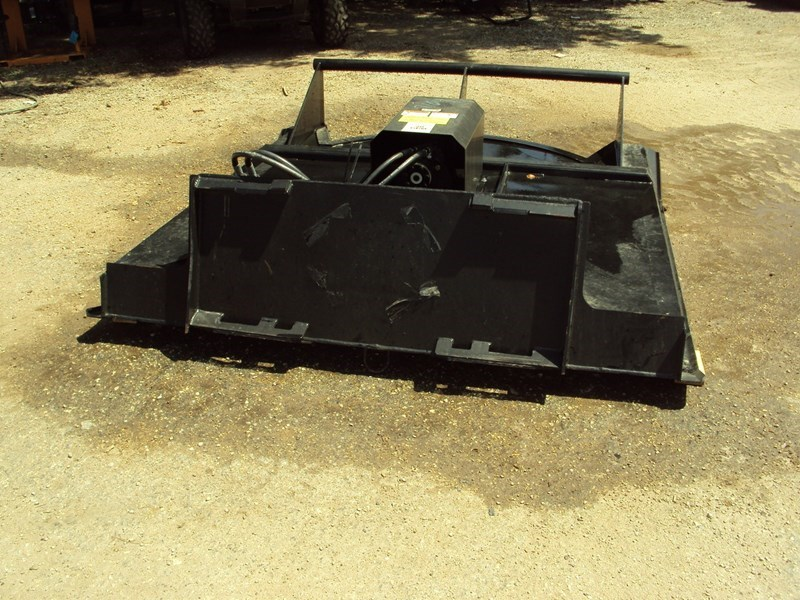 Other SKid Steer Hyd Brush Cutter Image 3