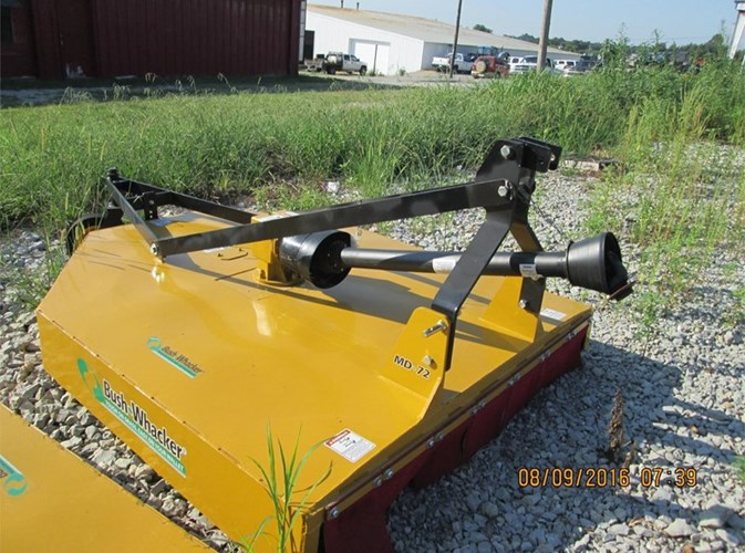 2016 Bush-Whacker MD72 Rotary Cutter For Sale