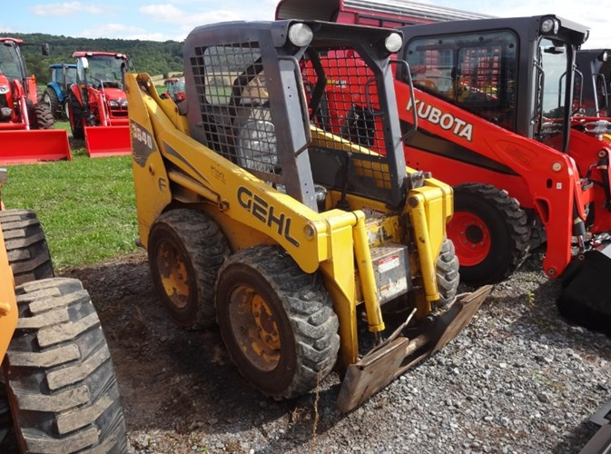 2011 Gehl SL3640E Skid Steer For Sale