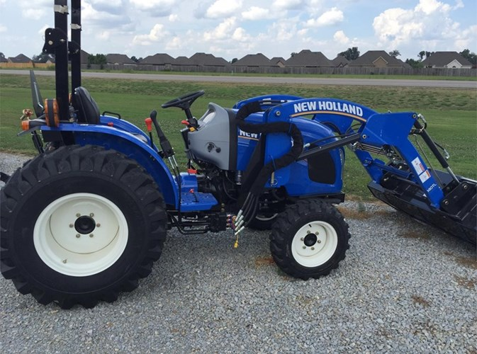 2016 New Holland WORKMASTER 33 Tractor For Sale