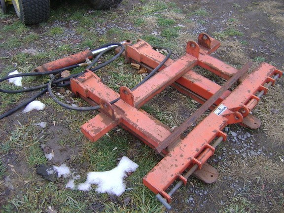1990 Bradco 3 PT FORKS Attachment For Sale