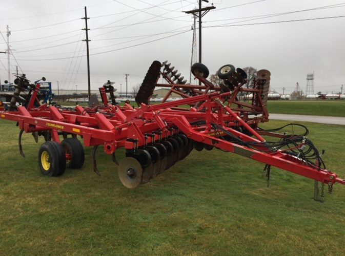 2009 Sunflower 4511-13 Disc Chisel For Sale
