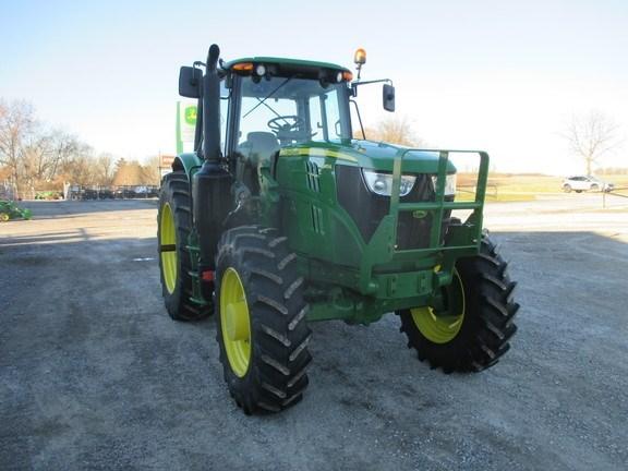 2016 John Deere 6145M Tractor For Sale