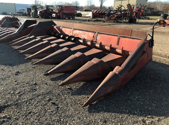 1992 Case IH 1083 Header-Corn For Sale