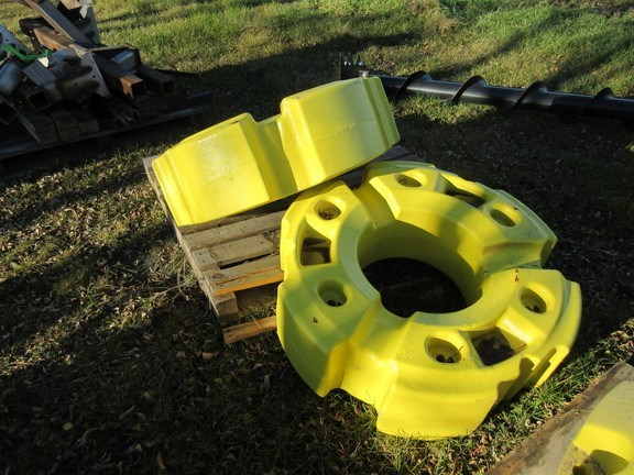 2016 John Deere 960kg Weights Attachments For Sale