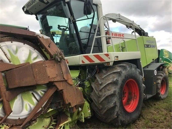 2010 CLAAS 900 Forage Harvester-Self Propelled For Sale