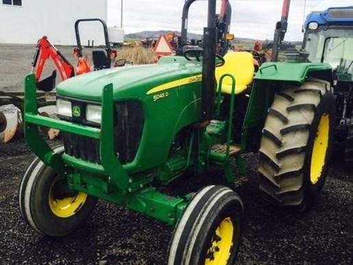 Tractor For Sale: 2008 John De[...]