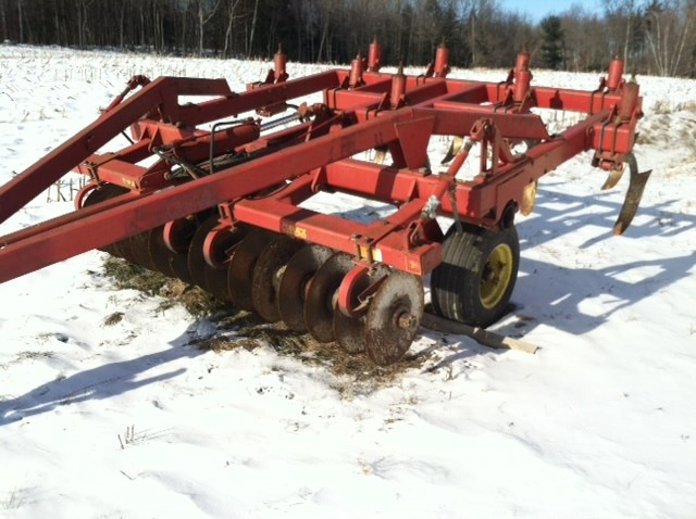 Sunflower 4211-9  9 SHANK COULTER CHISEL Tillage For Sale