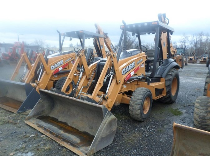 2012 Case 580N Loader Backhoe For Sale