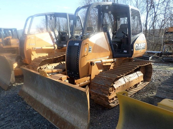 2016 Case 650L LGP Dozer For Sale