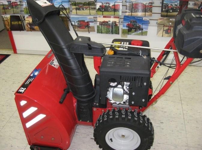 2015 Troy Bilt 2840 Snow Blower For Sale