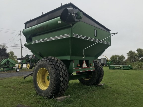 2002 Unverferth 5000 Grain Cart For Sale