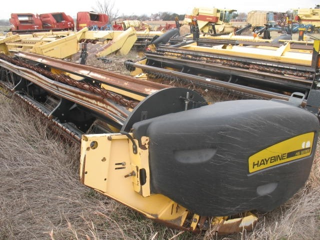 New Holland 16HS Header-Windrower For Sale