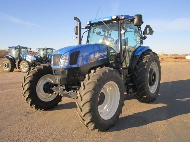 2013 New Holland T6.175 Tractor For Sale