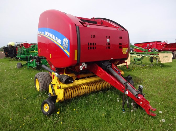 2016 New Holland 450 Baler-Round For Sale