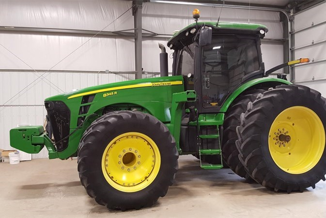 2010 John Deere 8345R Tractor For Sale