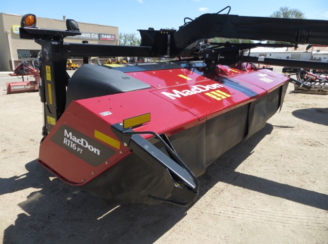 2018 MacDon R116 Mower Conditioner For Sale