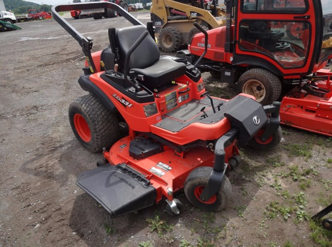 2008 Kubota ZD331LP72 Riding Mower For Sale