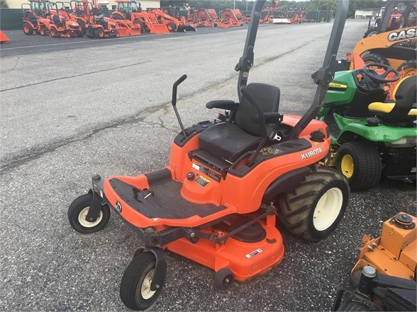 2005 Kubota ZG20F Zero Turn Mower For Sale