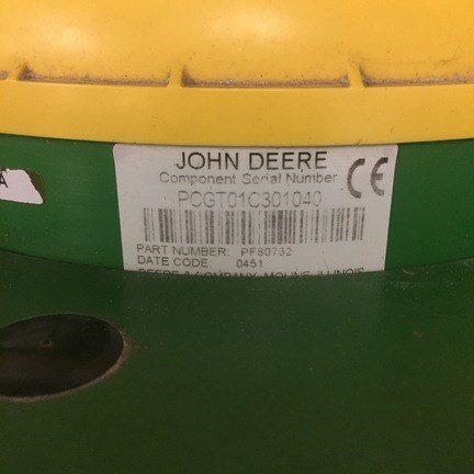 2005 John Deere ITC Precision Farming For Sale