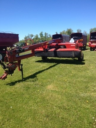 2011 New Holland H7550 Mower Conditioner For Sale
