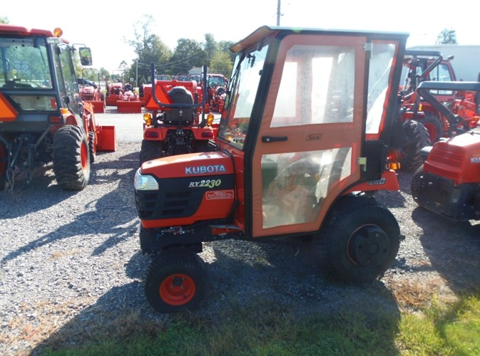 Kubota BX2230 Tractor - Compact For Sale