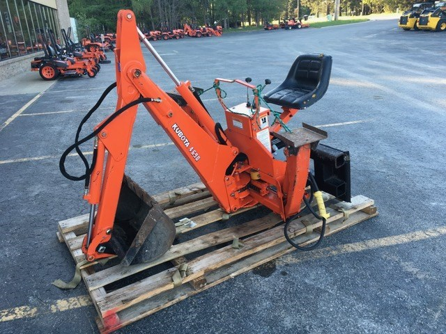 Kubota BL4690 Attachments For Sale