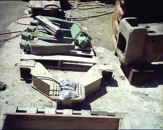 1996 Caterpillar D4H II Image 2