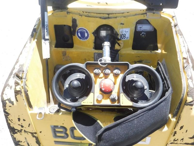 2011 Bomag BMP8500 Image 7