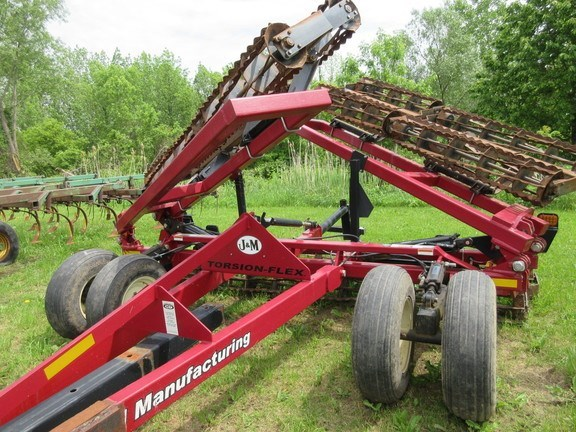 2012 J & M TF212 Tillage For Sale