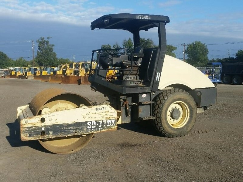 2007 Ingersoll Rand SD77DX Image 1