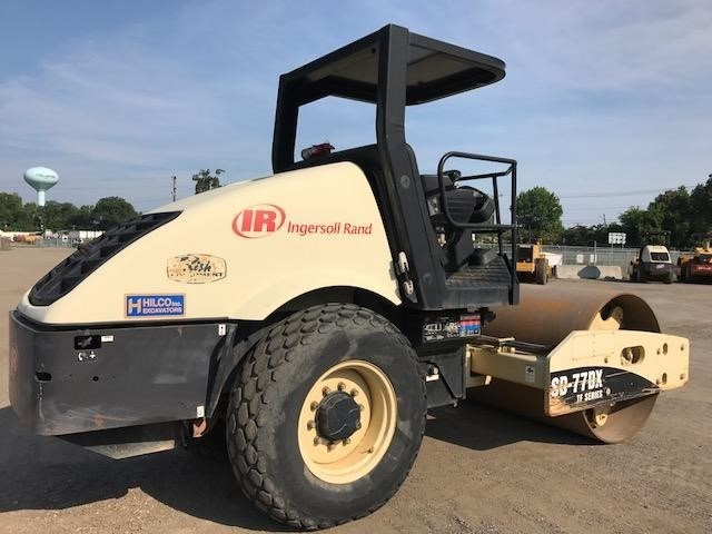 2007 Ingersoll Rand SD77DX Image 4