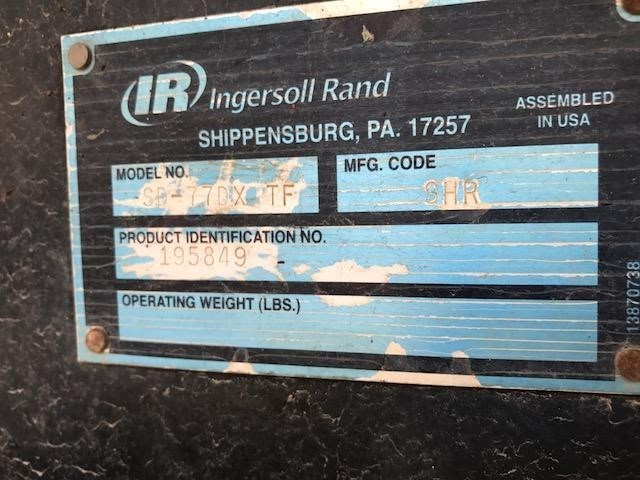 2007 Ingersoll Rand SD77DX Image 22