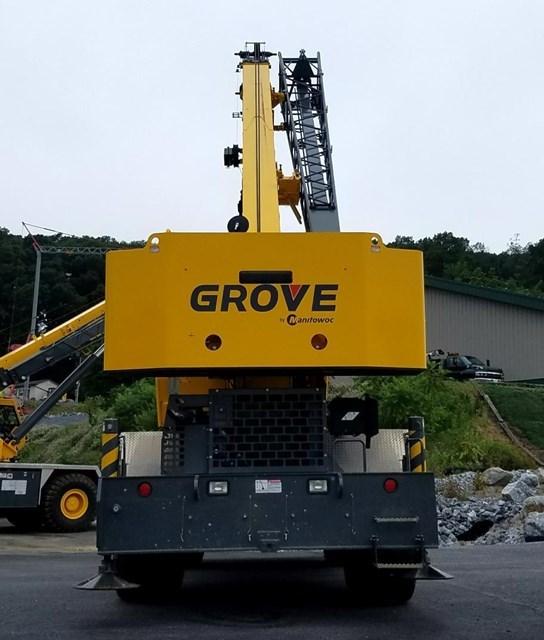 2013 Grove RT650E Image 4