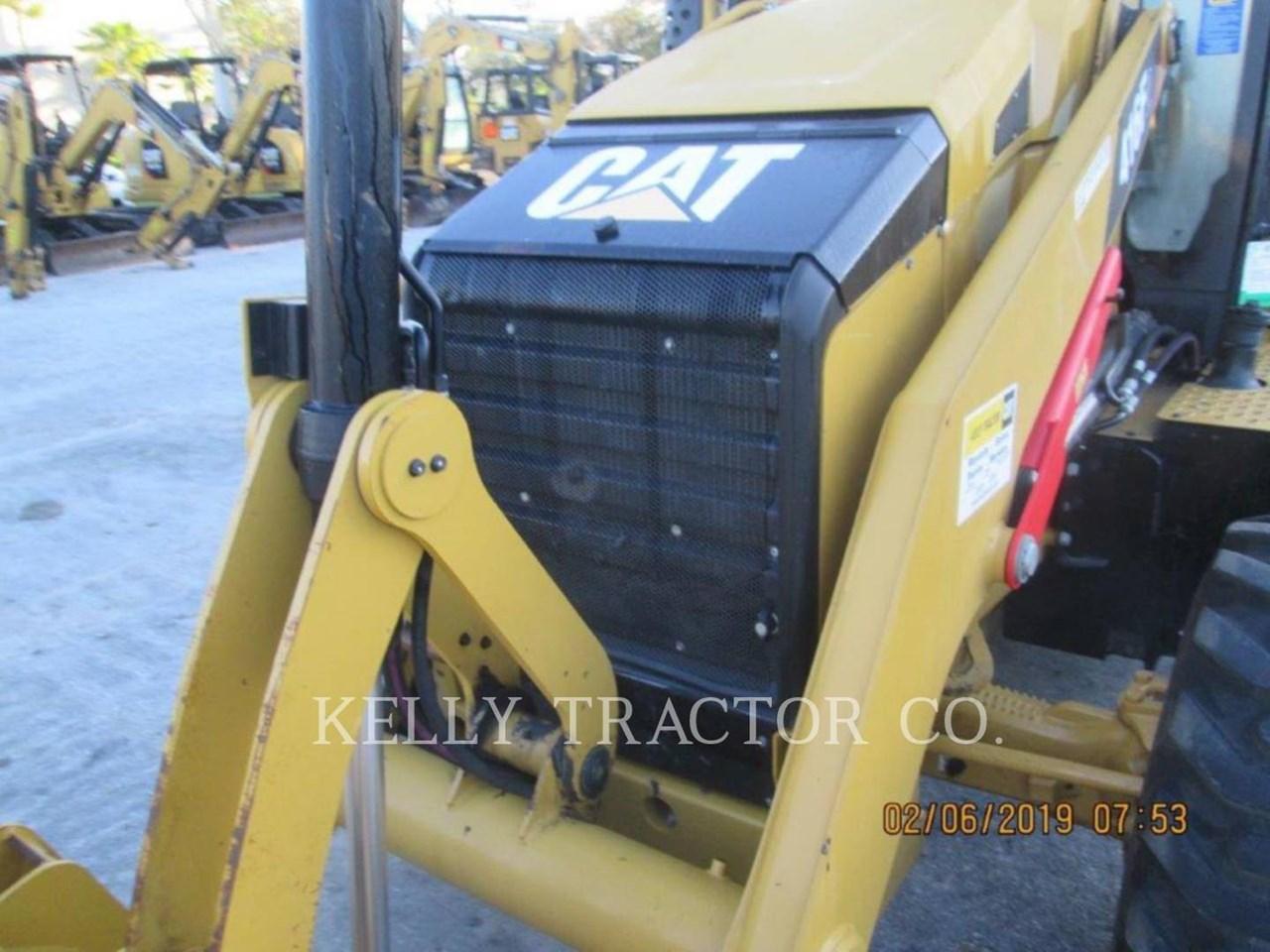 2017 Caterpillar 416F2ST Image 6