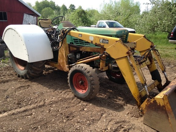 1976 Deutz 6060 Tractor For Sale