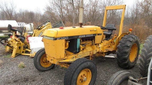 1986 John Deere 2350 Tractor For Sale