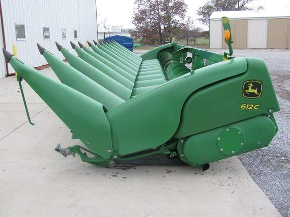 2014 John Deere 612C Stalkmaster Header-Corn For Sale