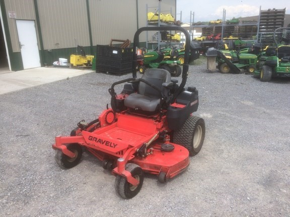 2014 Gravely Pro-Turn 460 Zero Turn Mower For Sale
