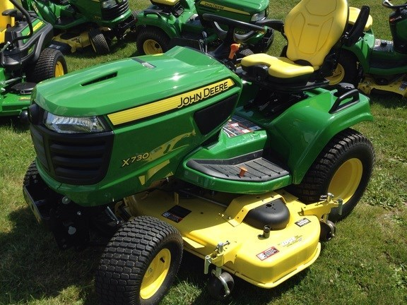 2017 John Deere X730 Lawn Mower For Sale