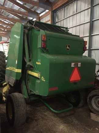 2003 John Deere 582 Silage Special Baler-Round For Sale