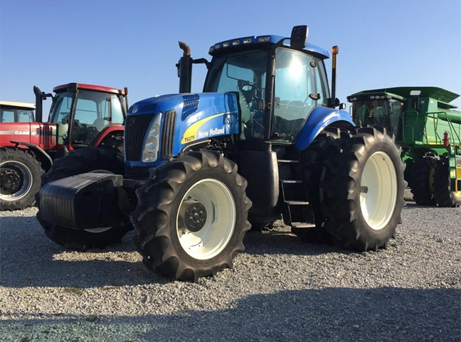2007 New Holland TG275 Tractor For Sale