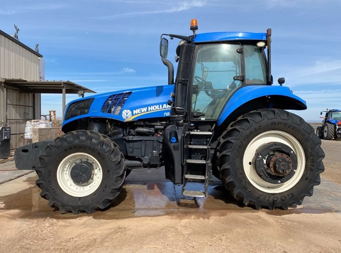 2015 New Holland T8.350 Tractor