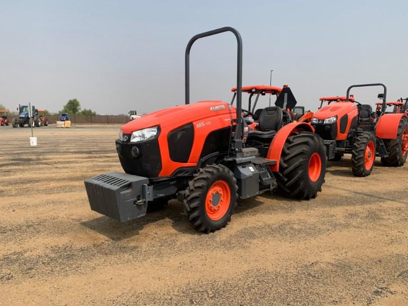 2021 Kubota M5N.111 Tractor For Sale